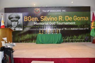 BGen Silvino R De Goma Memorial Golf Tournament