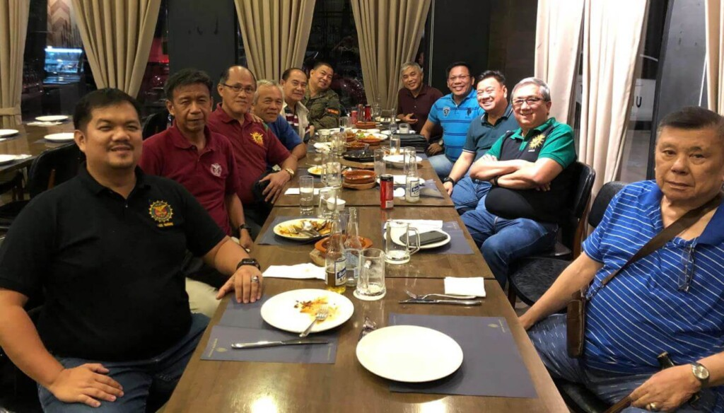 03 July 2019 meeting with Vgd Guido Delgado '79 at Azuela Cove, Davao City