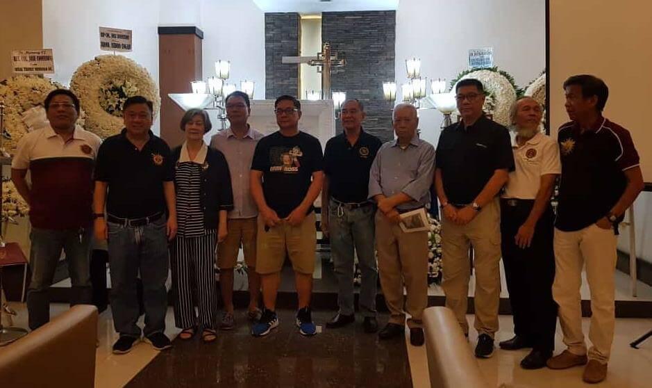 17 November 2019 Huling Pagpupugay for Col. Jose Confesor