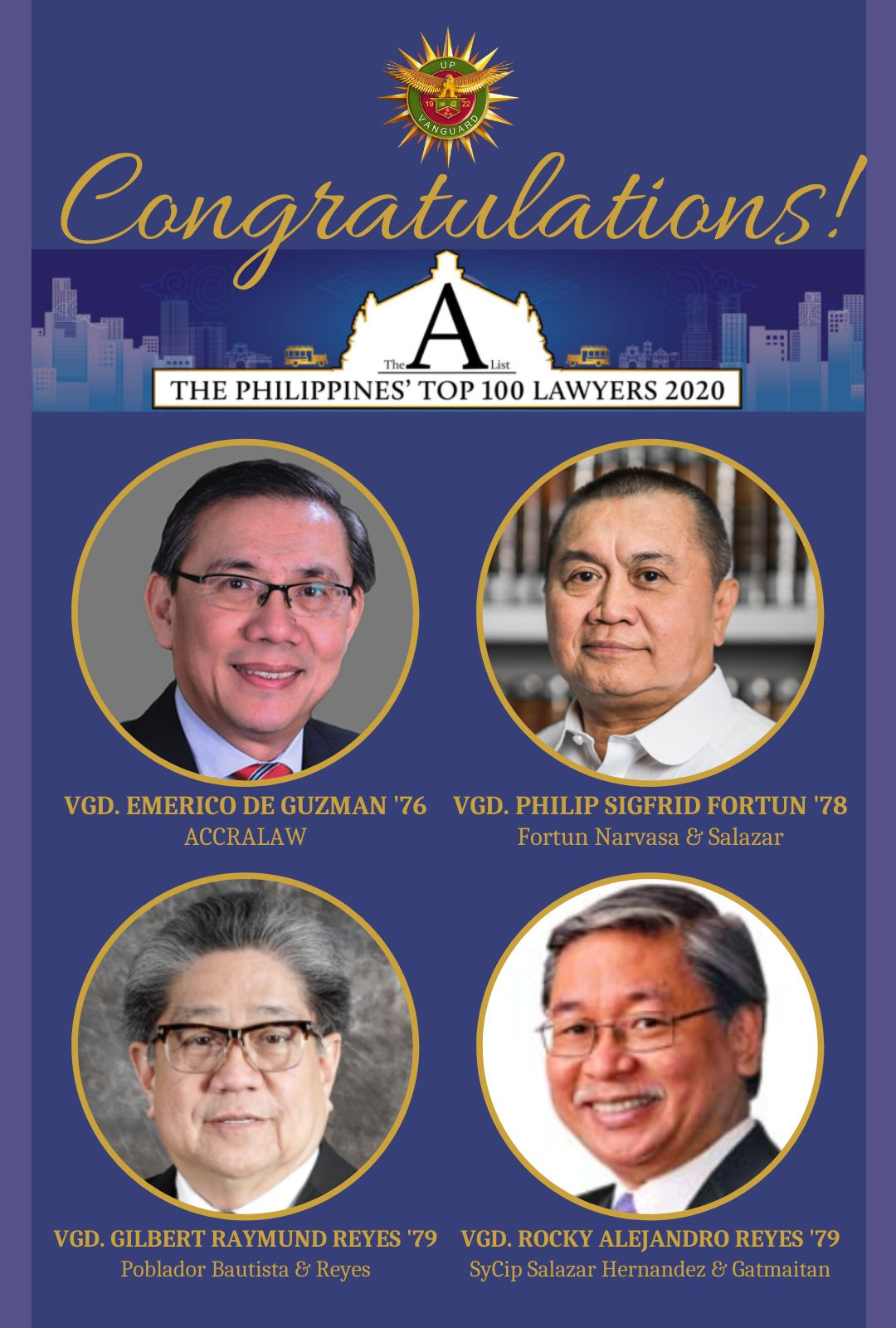 The Philippines Top 100 Lawyers 2020