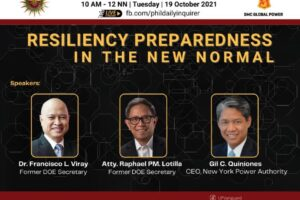 UP Vanguard partners with Inquirer Group, SMC Global Power for third webinar